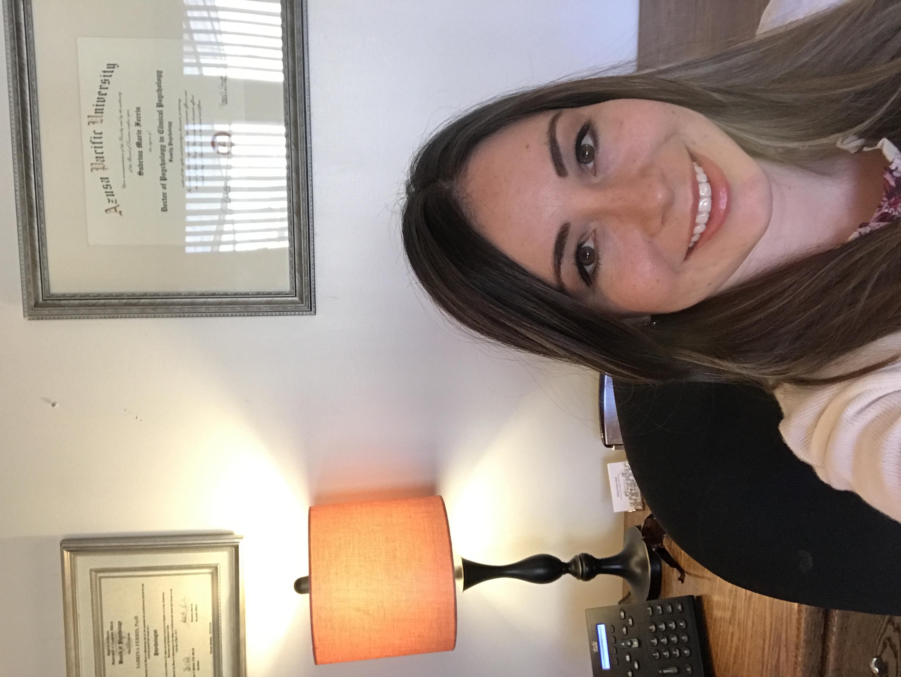 Dr. Sabrina Ferris Licensed Psychologist